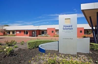 howard-solomon-front-view