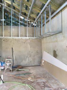 Corinthian Court Stage 3 kitchen bulkheads
