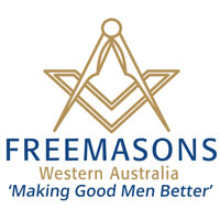 2017 Freemasons WA Logo Vertical Sml
