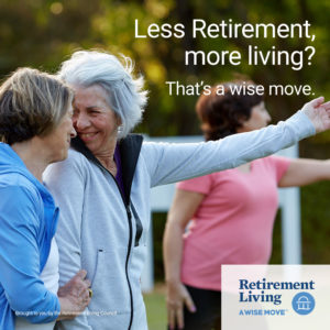Less retirement more living - thats a wise move!