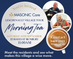 Leschenault Village Morning Tea